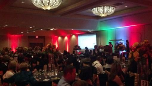The Los Abogados annual banquet, Oct. 19, 2013.
