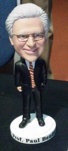 ASU's Paul Bender as a bobblehead. My memory of law school professors is more head-shaking than nodding, but whatever.