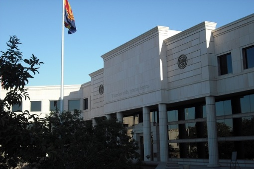 Arizona Supreme Court building