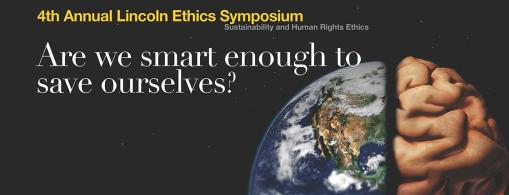 ASU Lincoln Ethics Symposium 2013