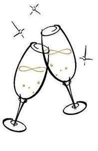 Morris Institute reception champagne glasses 11-14-13 crop 2