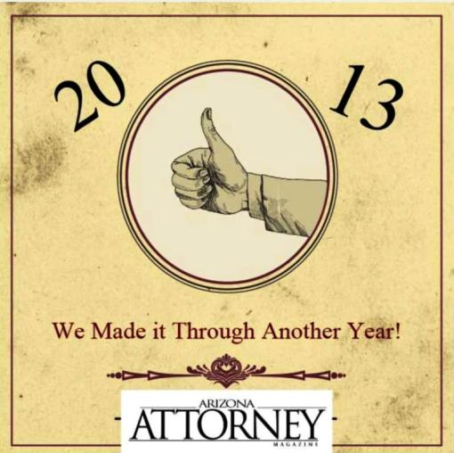 Arizona Attorney wine label 2