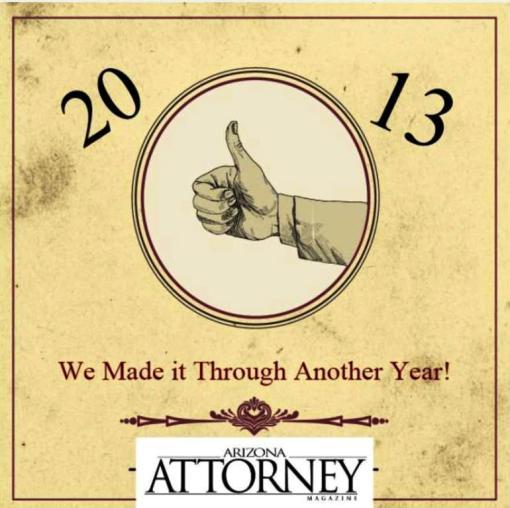 Arizona Attorney wine label 2
