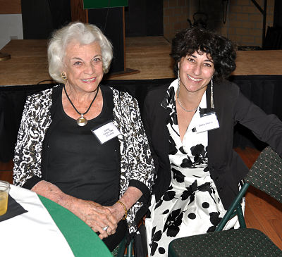 Justice sandra Day O'Connor (ret.) and attorney Debbie Weecks