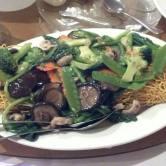 AAABA 2014 10 veggies long life noodles
