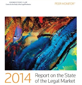 Georgetown Law Report on the Legal Market 2014