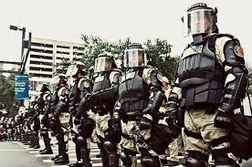 militarization of police - Federalist Society debate