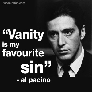 If a license plate is named after one of the deadly sins, you might want to avoid it (unless you're Al Pacino).