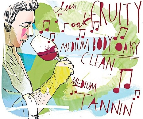 A nose for news could be turned to other pursuits wine