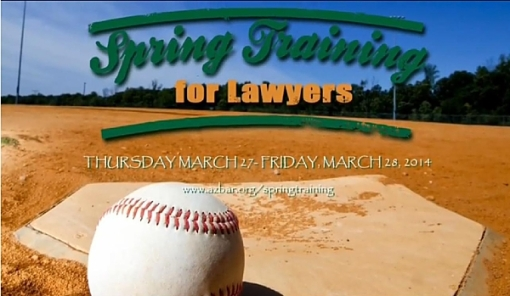 Minority Bar Convention 2014 spring training for lawyers revised