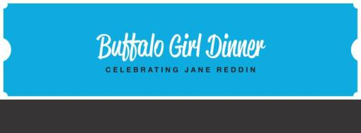 Practical Art Buffalo Girl Dinner April 10 in Phoenix