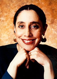civil rights attorney and Harvard Law professor Lani Guinier