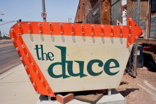 Lawyer networking? This way, to The Duce in Phoenix.