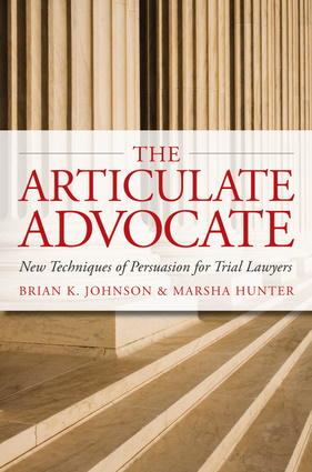 Brian Johnson Marsha Hunter Articulate Advocate