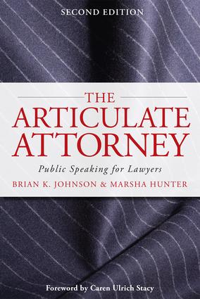 Brian Johnson Marsha Hunter Articulate Attorney