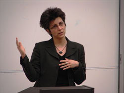 Karen Lash, Senior Counsel for Access to Justice at the U.S. Department of Justice.