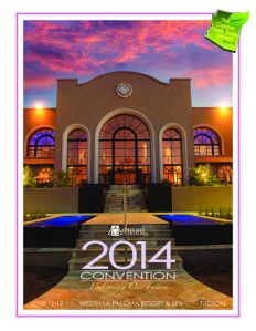 2014 State Bar of Arizona Convention brochure cover hires_opt