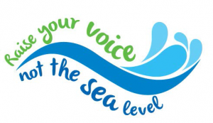 Good advice on World Environment Day: Raise your voice, not the sea level (I see what they did there!).