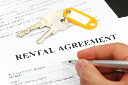 landlord and tenant rental-agreement