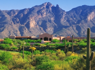 The Westin La Paloma Resort, site of the State Bar of Arizona Convention, June 11-13, 2014.