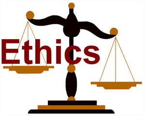 ethics scales of justice