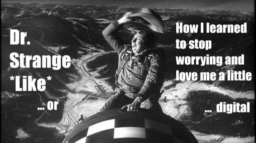 Your PowerPoint could bomb, or you could feature one on your title slide. Just sayin'. (Gotta love Slim Pickens!)