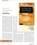 Anagnost book review 1 Arizona Attorney Magazine July/August 2014