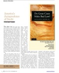 Anagnost book review 1 Arizona Attorney Magazine July/August2014