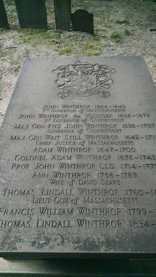 Boston 2014 3 cemertery gravestone