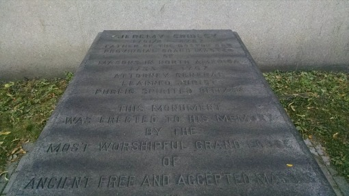 Boston 2014 4 gravestone cemetery