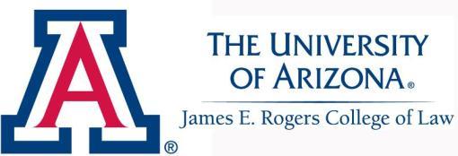Arizona UA Law School logo