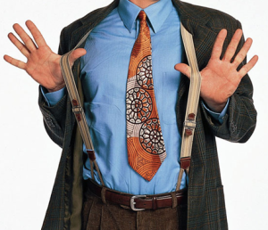 Belt? Check. Suspenders? Check. Social Media? Um...