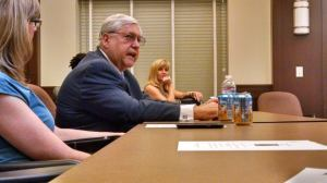 Marty Shultz recalls Dick Segal, Sept. 10, 2014.