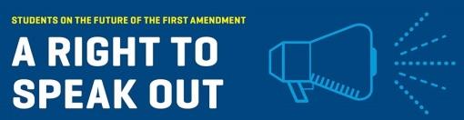 Knight Fdn First Amendment bullhorn cropped