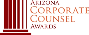 Arizona Corporate Counsel Awaards logo