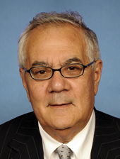 Former U.S. Rep. Barney Frank
