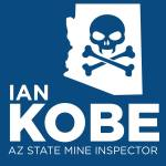 Ian Kobe State Mine Inspector 1 skull and crossbones