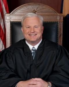Arizona Justice Robert Brutinel