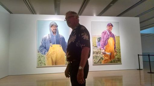 Don Coen, Phoenix Art Museum, Oct. 17, 2014.