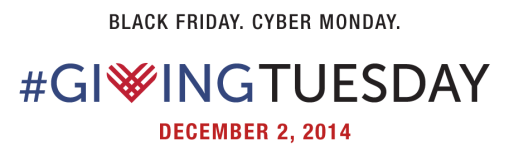 Giving Tuesday 2014 logo