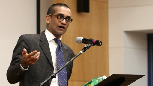 Shayana Kadidal, Senior Managing Attorney at the Center for Constitutional Rights