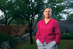 Tucson attorney Ann Haralambie (photo by Chris Hinkle)