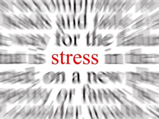 stress-word-blur-cloud