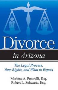 A new book by Arizona lawyers explains divorce in the Grand Canyon State.