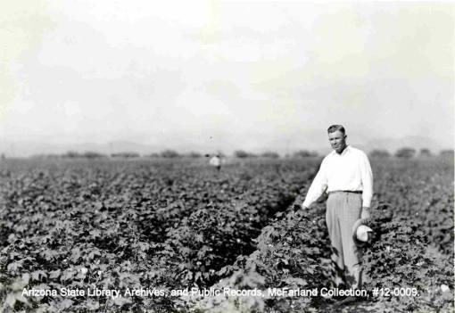 Ernest W McFarland Ariz Archives