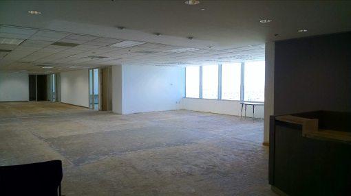 Former State Bar reception area, 18th floor, 111 W. Monroe, Phoenix