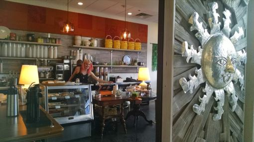 Mornin' Moonshine Coffee, 111 W. Monroe