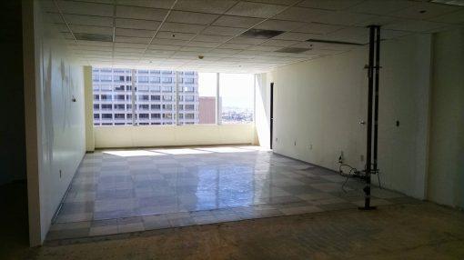 Former kitchen, 18th floor, 111 W. Monroe