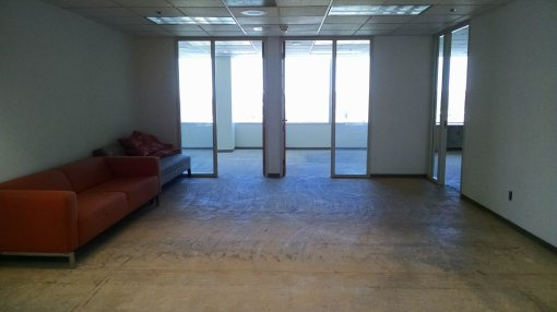 The old Executive Director suite, 19th floor, 111 W. Monroe, Phoenix