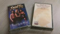 Audiocassette prizes for tweeting: Spinal Tap and JFK speeches